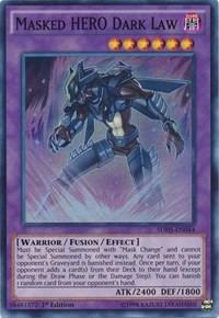 Masked HERO Dark Law - SDHS-EN044
