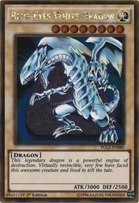 Blue-Eyes White Dragon - PGL2-EN080