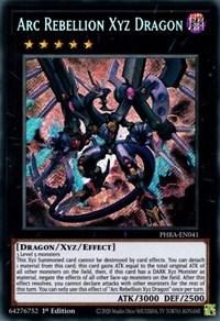 Arc Rebellion Xyz Dragon - PHRA-EN041