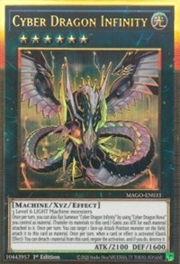 Cyber Dragon Infinity - MAGO-EN033