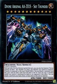 Divine Arsenal AA-ZEUS - Sky Thunder - PHRA-EN045