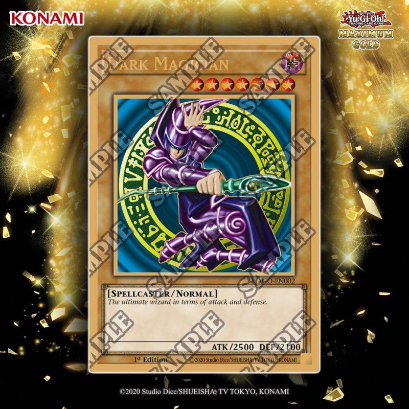 The Organization | [MAGO] Dark Magician reprint