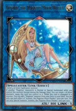 Artemis, the Magistus Moon Maiden - GEIM-EN008