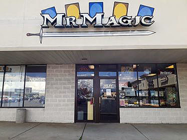 December's Featured Official Tournament Store (OTS) is Mr. Magic in Sheffield, O...
