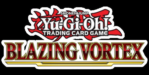 Yugioh Blazing Vortex card list
