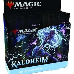 Magic: The Gathering - Kaldheim Collector Booster