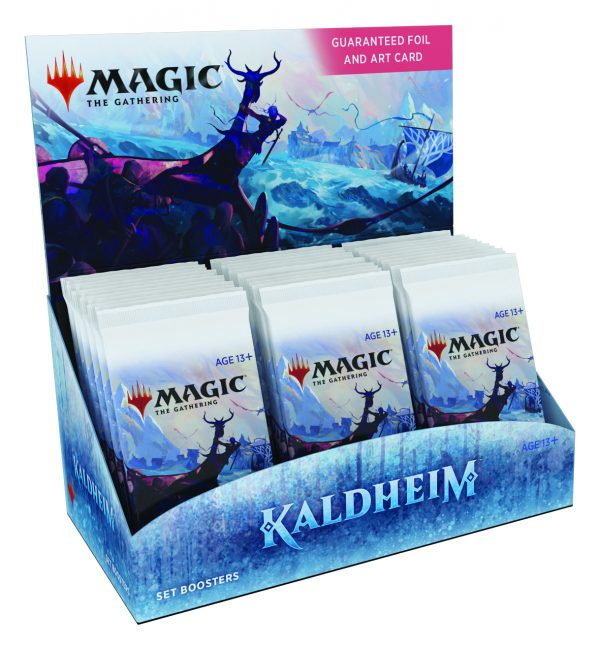 Magic: The Gathering - Kaldheim Booster Box