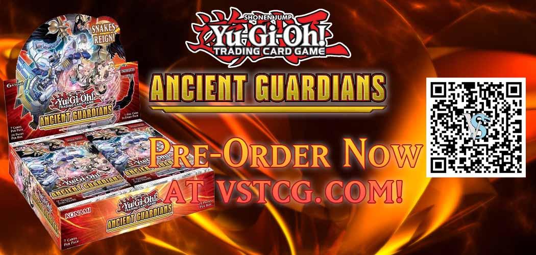 Yugioh Ancient Guardians