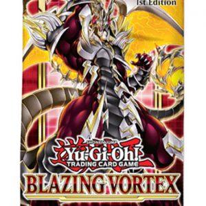 Blazing Vortex Booster Pack