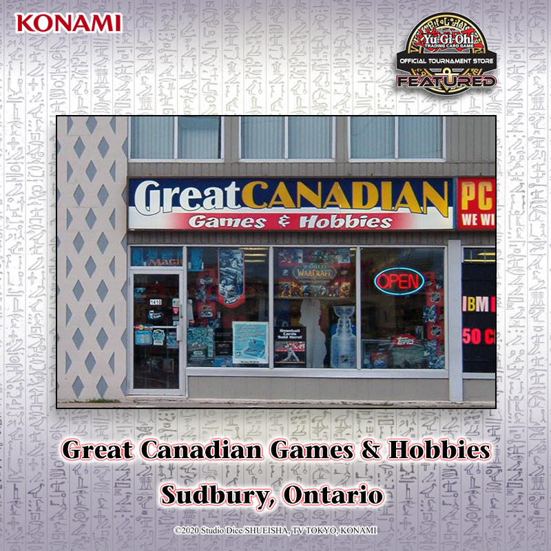 Great Canadian Games & Hobbies is our first Featured Official Tournament Store (...