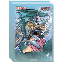 Dark Magician Girl the Dragon Knight Card Sleeves