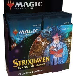 Magic: The Gathering - Strixhaven: School of Mages Collector Booster