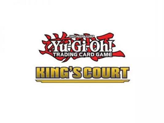 King's Court Card List