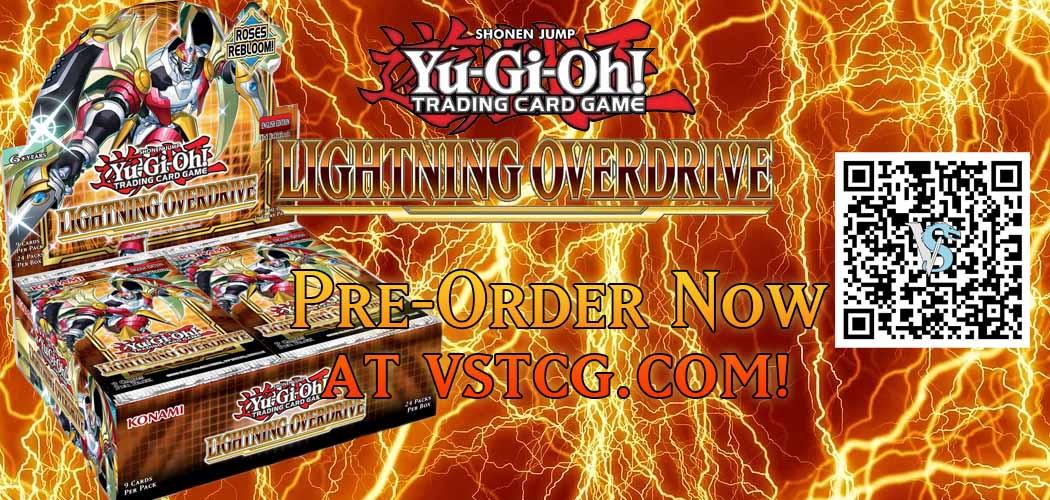Yugioh Lightning Overdrive