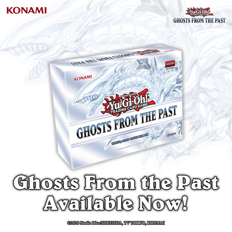 Collect the 5 cards, never before seen as Ghost Rares, in the latest #YuGiOhTCG ...
