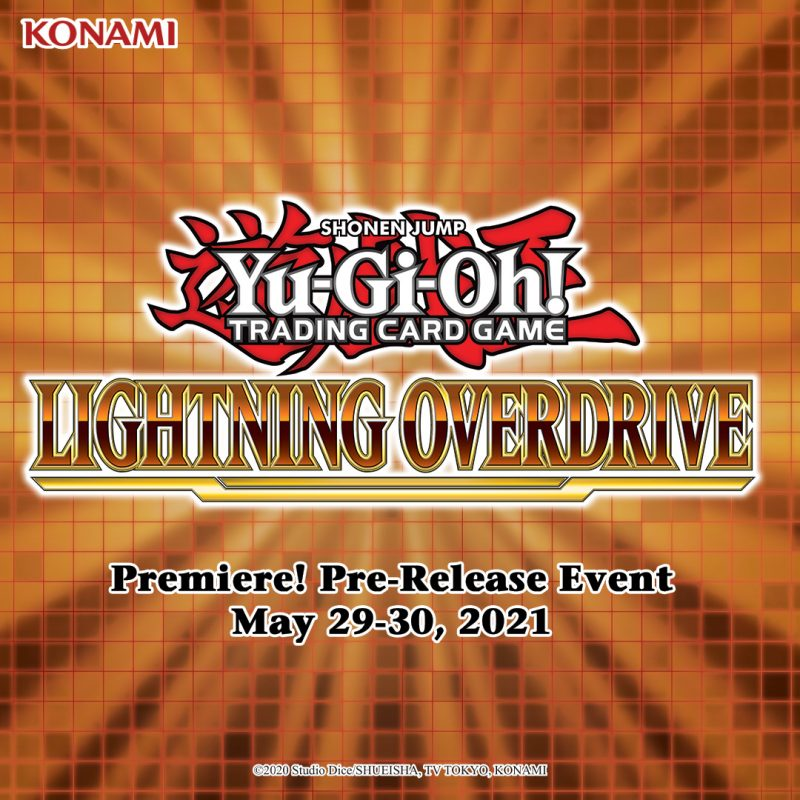 Duelists, mark your calendars for the Lightning Overdrive Premiere! Pre-Release ...