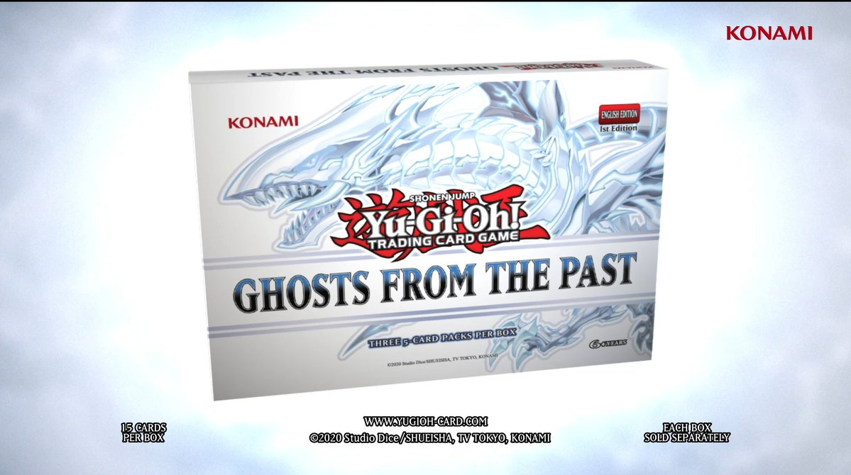 History comes to life in Ghosts From the Past! Available at your local OTS now! ...