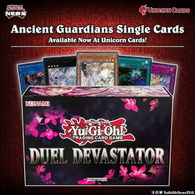 ❰𝗨𝗻𝗶𝗰𝗼𝗿𝗻 𝗖𝗮𝗿𝗱𝘀❱ Duel Devastator contains the key cards you'll need to kick your ...