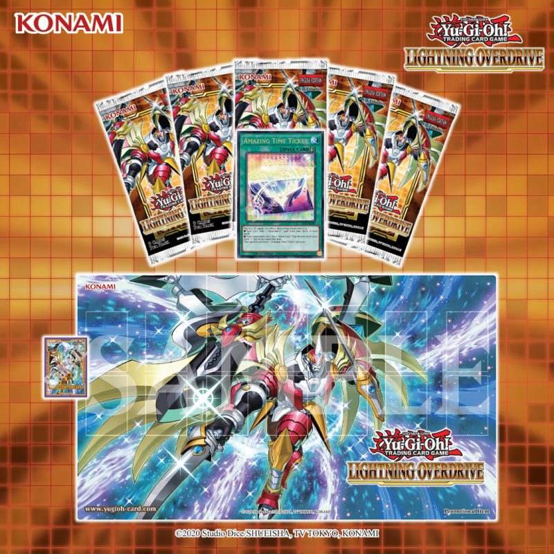 The Lightning Overdrive Premiere! Pre-release Event is this weekend!    #YuGiOhT...