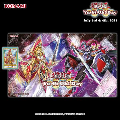 Yu-Gi-Oh! Day is coming this July 3rd & 4th, our biggest Remote Duel celebration...
