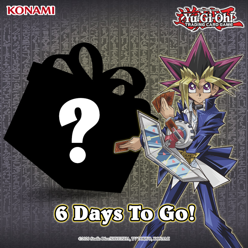Yugi's birthday is June 4th! To celebrate, we're giving away a Yugi-themed prize...