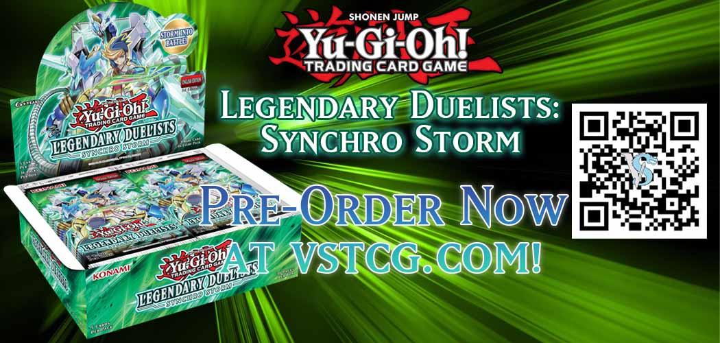Legendary Duelists Synchro Storm