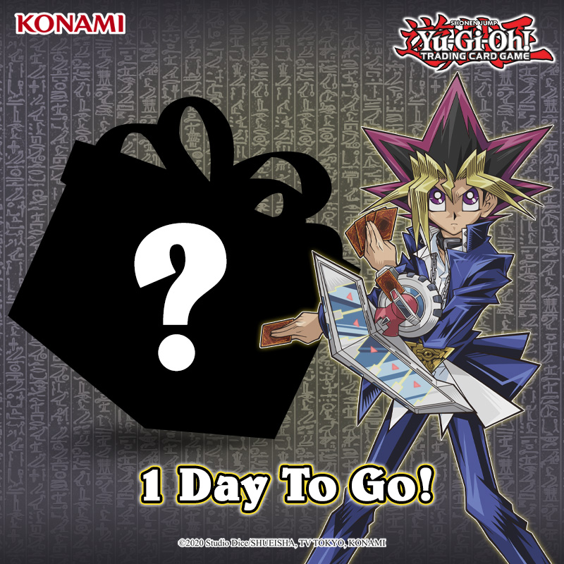 It's Day 6 of Yugi's Birthday Giveaway! We're giving away a Yugi-theme prize pac...