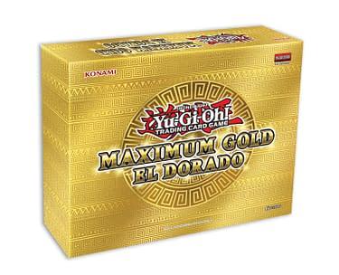 Yugioh Maximum Gold El Dorado Mini Box