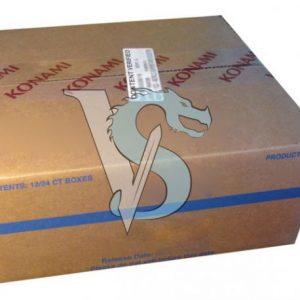 Yugioh Burst of Destiny Case (12 Booster Boxes)