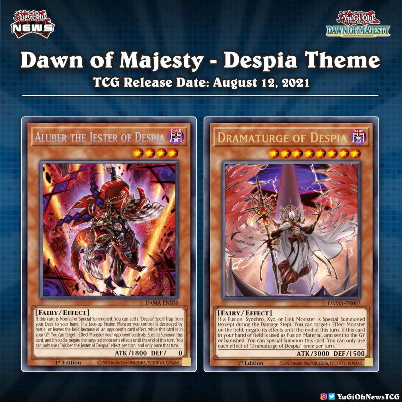 ❰𝗗𝗮𝘄𝗻 𝗼𝗳 𝗠𝗮𝗷𝗲𝘀𝘁𝘆❱ Dawn of Majesty Content Creator Reveal DAY 1: @RevzCardsUK int...