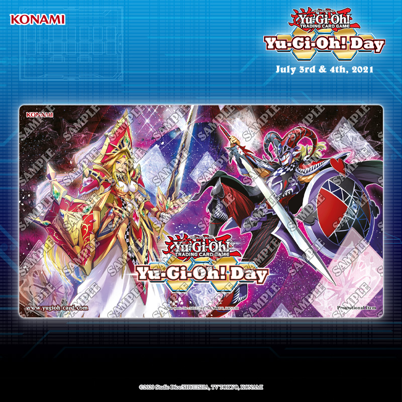 Participate in the Remote Duel Yu-Gi-Oh! Day tomorrow or Sunday and have a chanc...