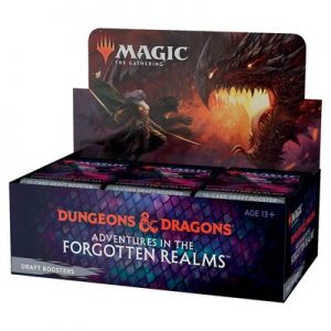 Adventures in the Forgotten Realms - Draft Booster Box