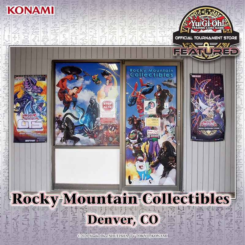 Denver, Colorado's Rocky Mountain Collectibles was born out of a love for the Yu...