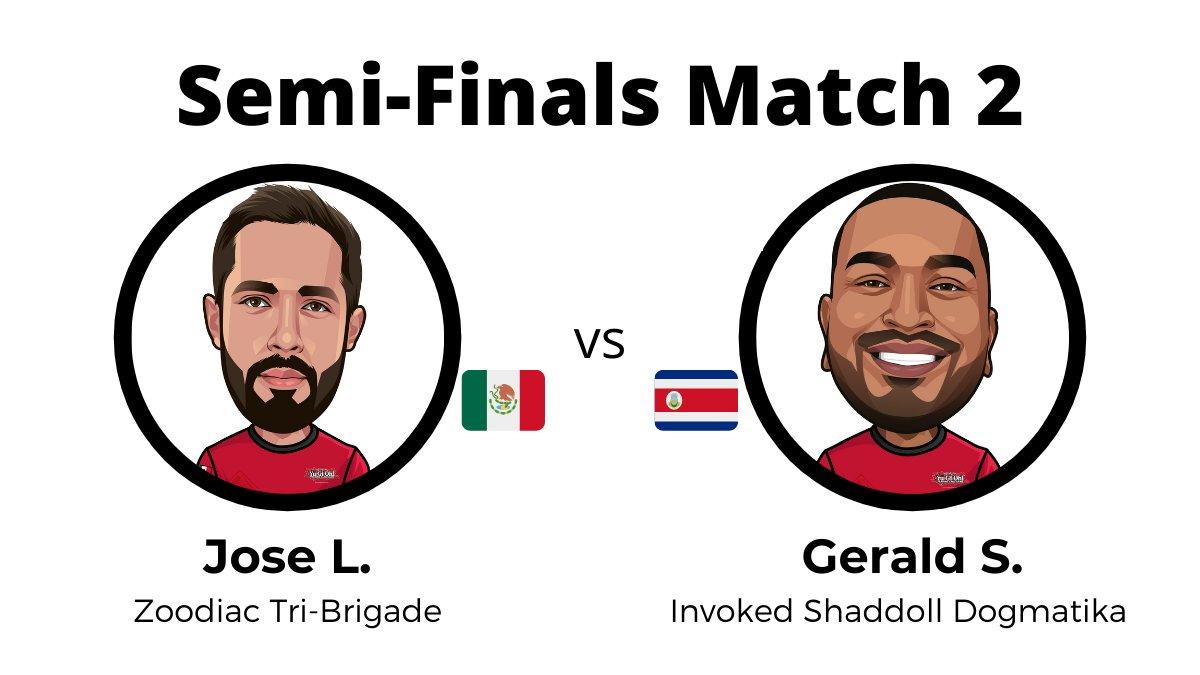 The second Semi-Final Match of the Latin America #YuGiOhTCG #RemoteDuel Invitati...