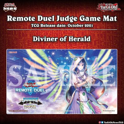 ❰𝗝𝘂𝗱𝗴𝗲 𝗚𝗮𝗺𝗲 𝗠𝗮𝘁❱ Registered KONAMI Judges supporting a Tier 3 Remote Duel Event ...