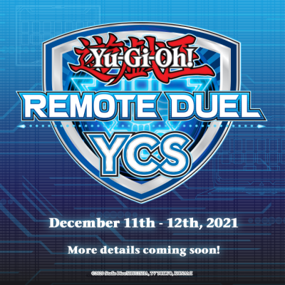 Attention Duelists! The next Remote Duel Yu-Gi-Oh! Championship Series is schedu...